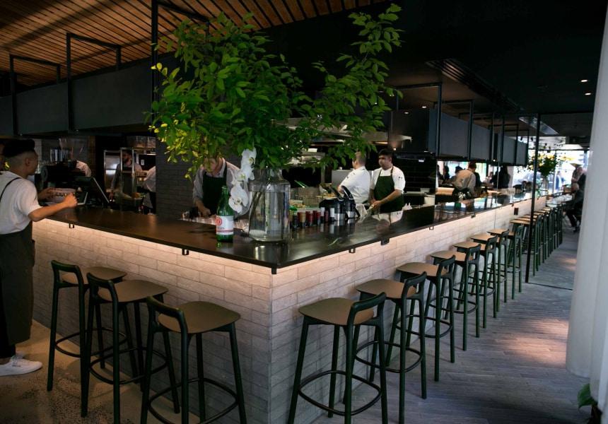 Industrial Bar Design Mariljohn Commercial Kitchen Designers