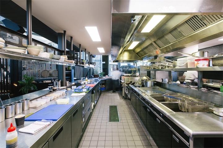 Commercial kitchen hood installation cost mariljohn - Commercial kitchen lighting design ...