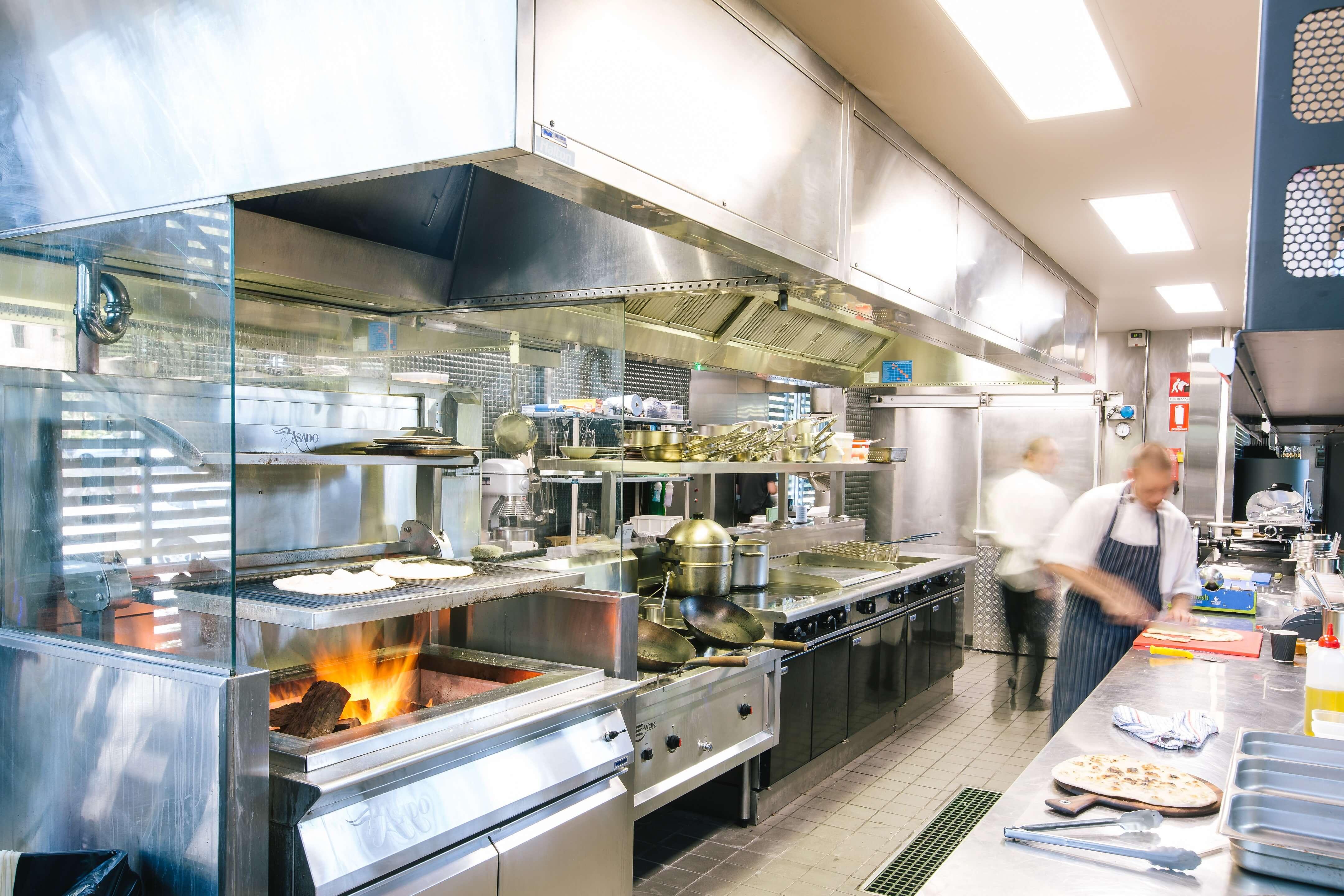 Bakery Kitchen Design